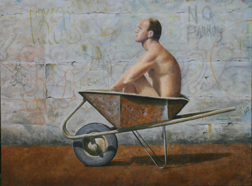 • Wheelbarrow Man